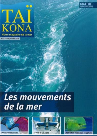 Taï Kona - magazine de la mer n°14