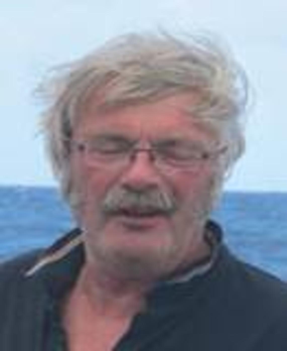 Jean-Paol HOUDEBINE Maître de bordée
