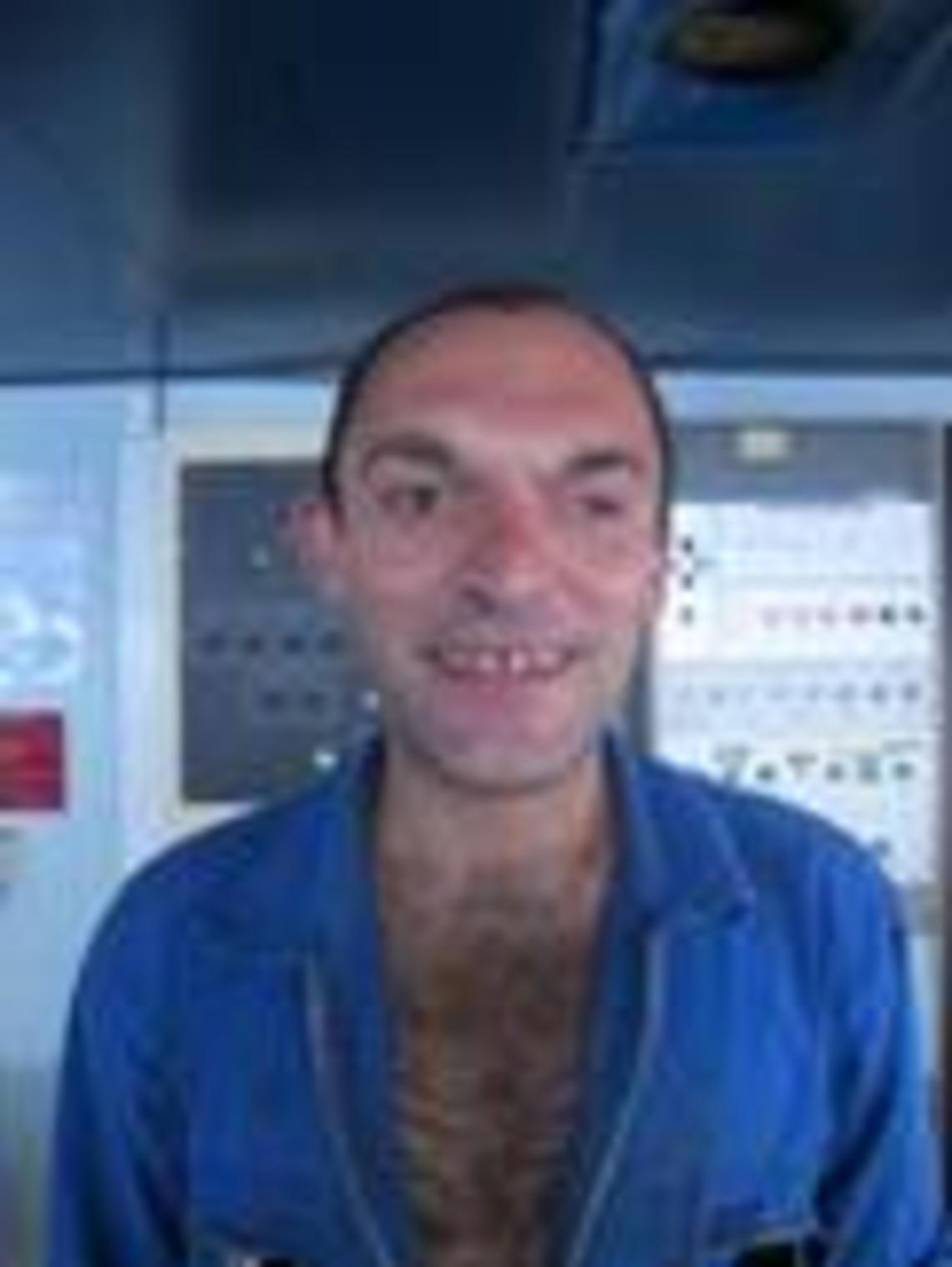 Sébastien CORNIC Ouvrier Mécanicien