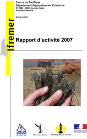 Rapport d'activité 2007 du DAC