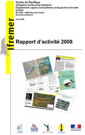 Rapport d'activité 2008 du DAC